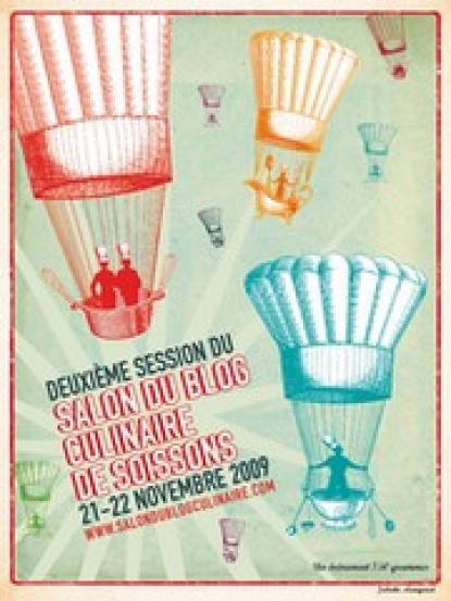 3 ème Salon du Blog Culinaire
