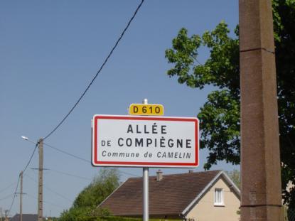Allée de Compiègne
