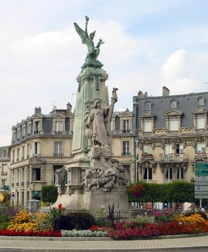 Août 1944 : Libération de Soissons