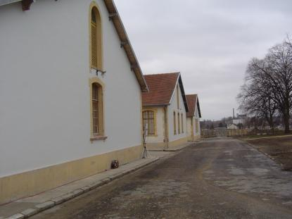 Baraquements de Royallieu