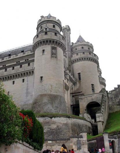 Chateau protecteur
