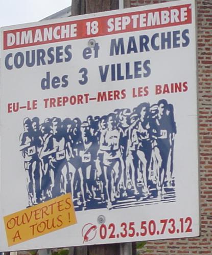 Courses et Marches des 3 villes