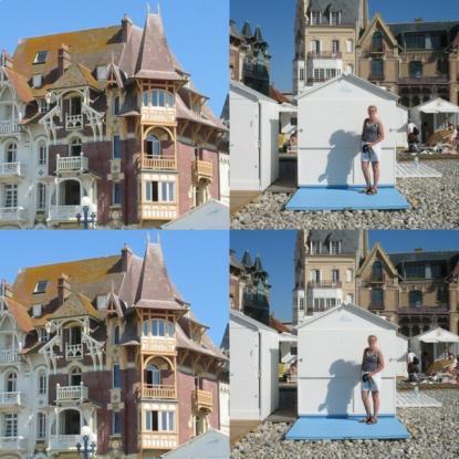 Deauville en Picardie?