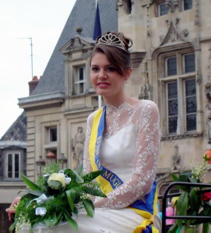 Election de la Reine du muguet 2014