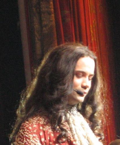 Emmanuel Moire en concert
