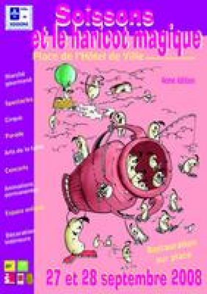 Fête du Haricot Magique 2008