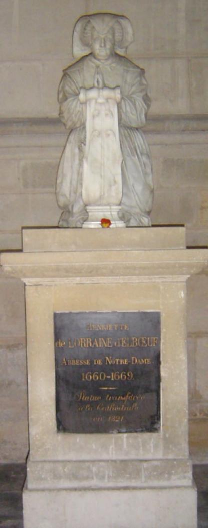 Henriette de Lorraine d'Elboeuf