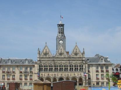 La brocante à St Quentin