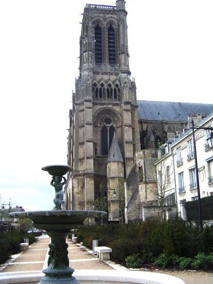 La cathédrale à une tour