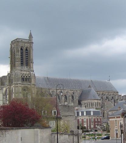 La cathédrale St Gervais et Saint Protais
