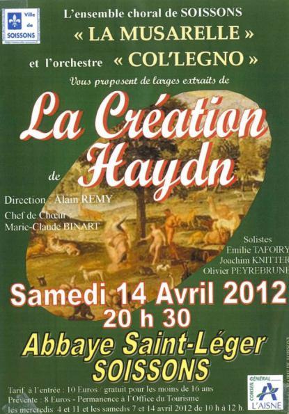 La Création de Haydn