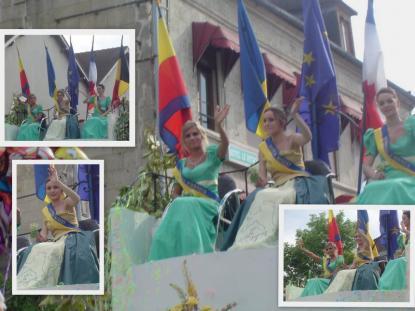 La Reine du Muguet 2009