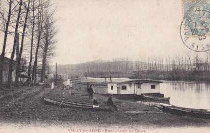 Le Bateau -Lavoir