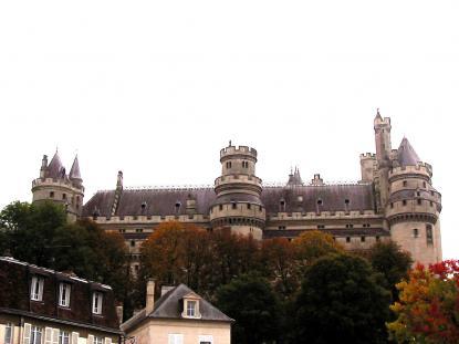 Le château de  Miss France