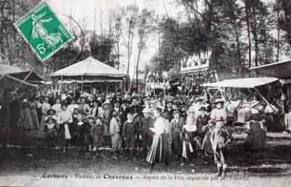 Le Chemin des Dames avant 1914