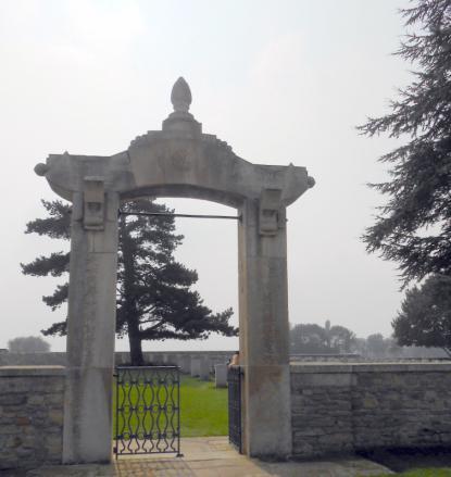 Le cimetière Chinois de Nolette