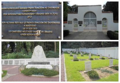 Le cimetière Danois