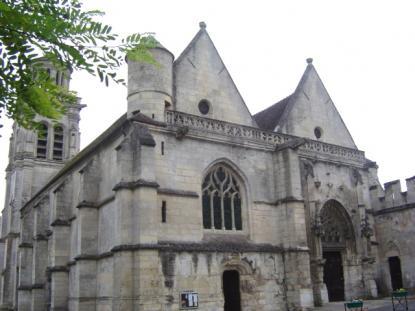 L'église St-Sulpice