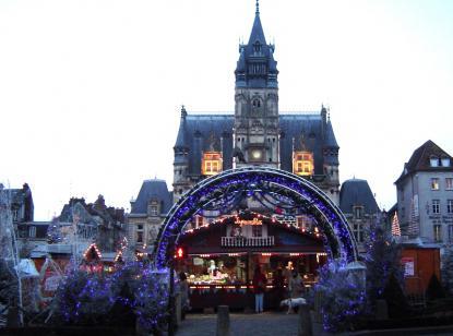 Le Marché de Noël 2007