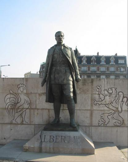 Le Roi des Belges : Albert 1er
