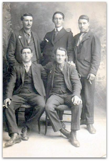 Les conscrits de 1920