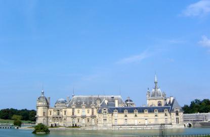 Les feux de Chantilly 2011