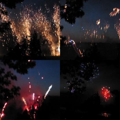 Les nuits de feu : 16 ans