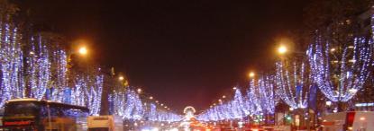 Les Stentors .... Champs Elysées....