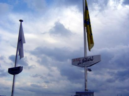 L'Evêque de Soissons  au festival de Cannes