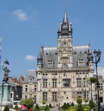 Mairie de Compiègne