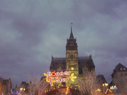 Marché de Noel 2010