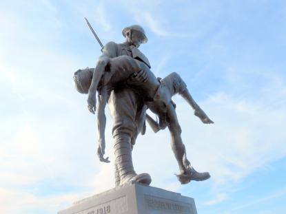 Mémorial de la 42 ème division US