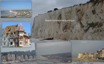 Mers : Station balnéaire et touristique