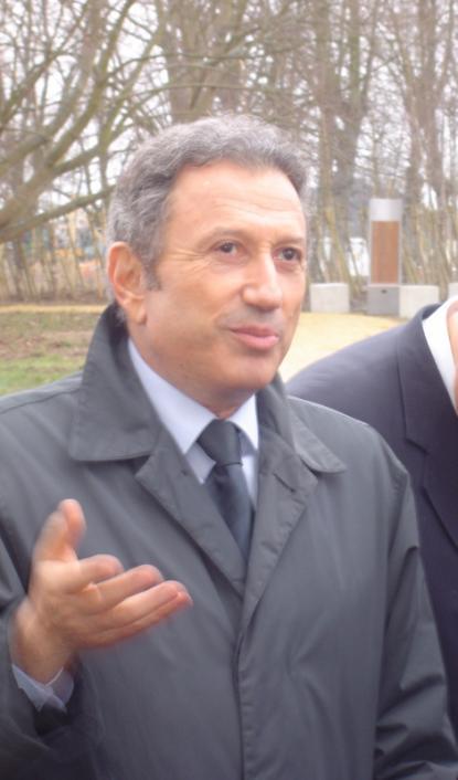 Michel Drucker à Royallieu