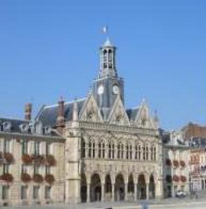 """""""Midi en France """"à St Quentin"""