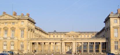 La Palais de Compiègne