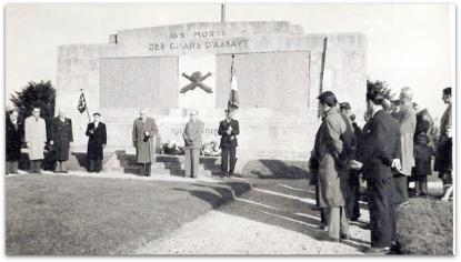 Monument des chars