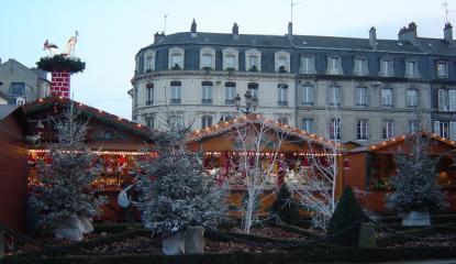 Noël à Compiègne