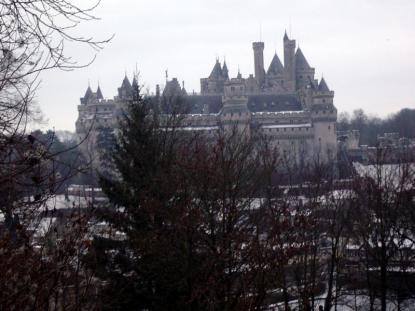 Pierrefonds Castel