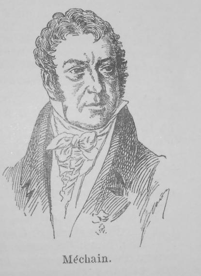 Pierre-François-André Méchain