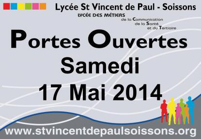 Portes ouvertes à St Vincent de Paul