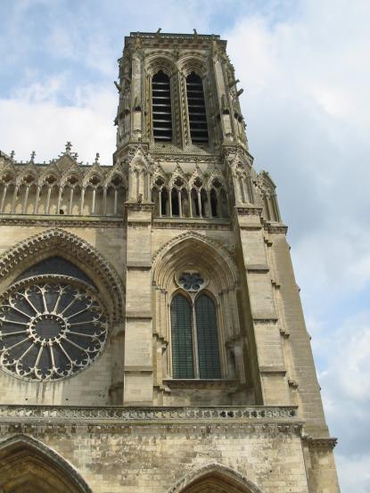 Rénovations à la cathédrale