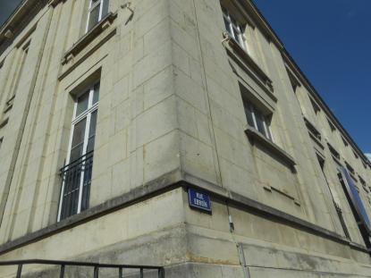 Rue Ébroïn