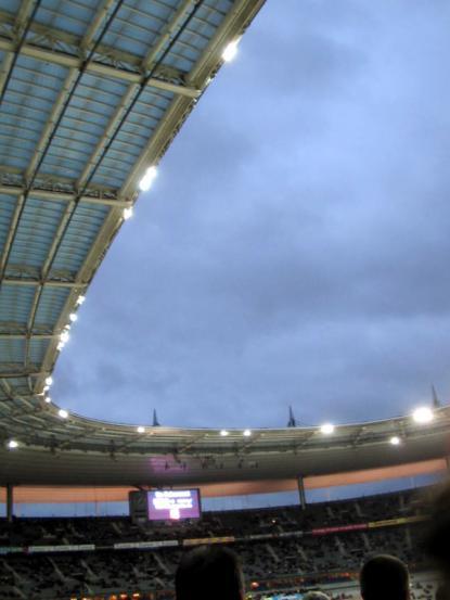 Stade de France 2011: Excalibur