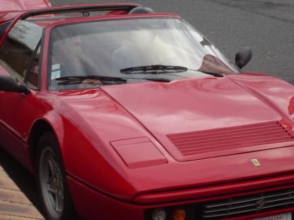 Un stage en Ferrari