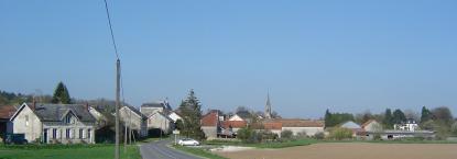 Village déplacé
